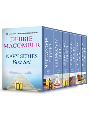 cover image of Debbie Macomber Navy Series Box Set