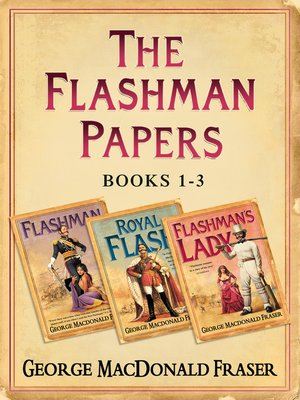 cover image of Flashman, Royal Flash, Flashman's Lady
