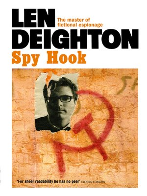 cover image of Spy Hook