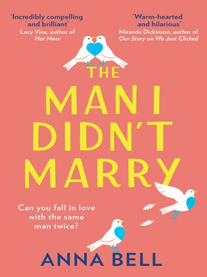 cover image of The Man I Didn't Marry