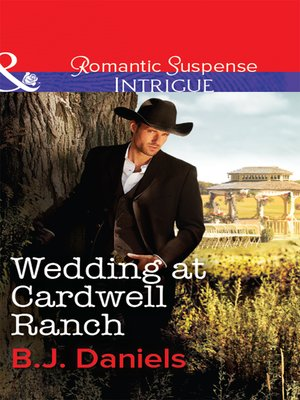 cover image of Wedding at Cardwell Ranch