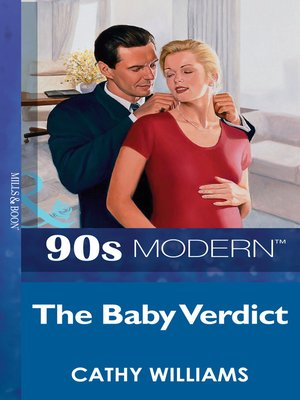 cover image of The Baby Verdict