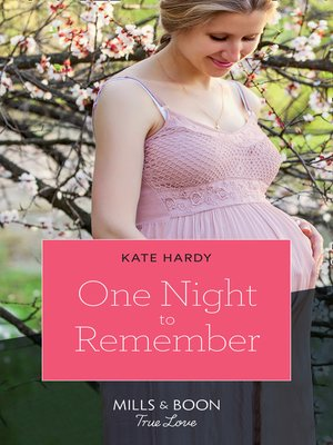 cover image of One Night to Remember