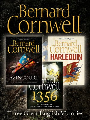 cover image of Three Great English Victories