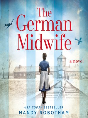 cover image of The German Midwife