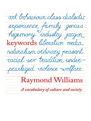 cover image of Keywords