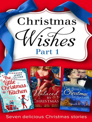 cover image of Christmas Wishes Part 1