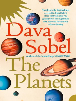 cover image of The Planets