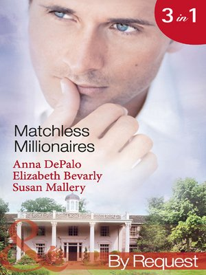 cover image of Matchless Millionaires