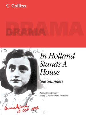 cover image of In Holland Stands a House