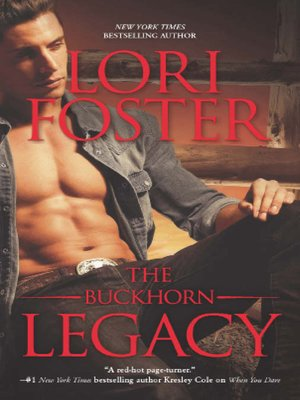 cover image of The Buckhorn Legacy