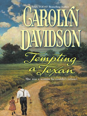 cover image of Tempting a Texan