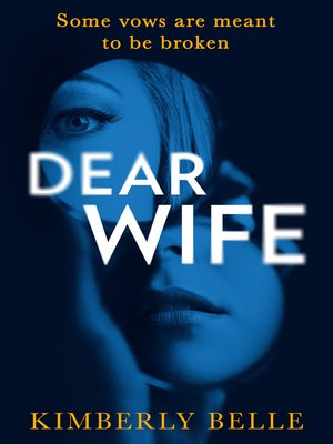 cover image of Dear Wife