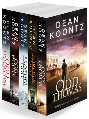 cover image of Odd Thomas Series, Books 1-5