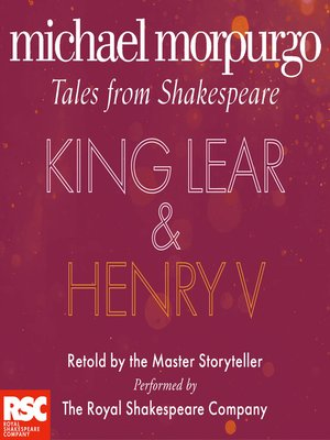 cover image of King Lear and Henry V