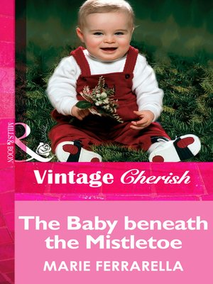 cover image of The Baby Beneath the Mistletoe
