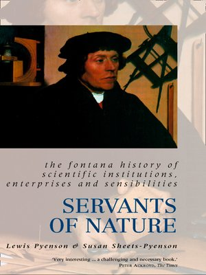 cover image of Servants of Nature