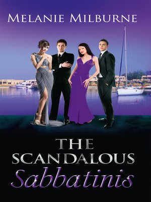 cover image of The Scandalous Sabbatinis