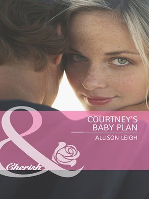 cover image of Courtney's Baby Plan