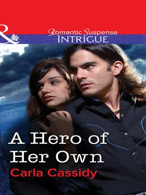 cover image of A Hero of Her Own