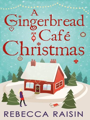 cover image of A Gingerbread Café Christmas