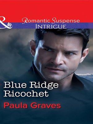 cover image of Blue Ridge Ricochet