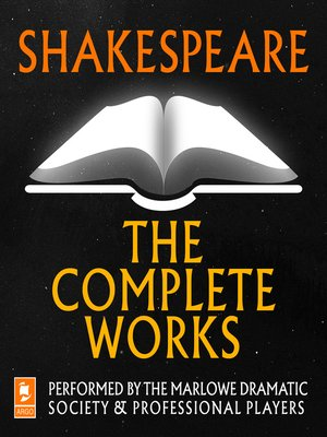 cover image of Shakespeare, The Complete Works
