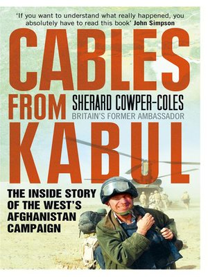 cover image of Cables from Kabul