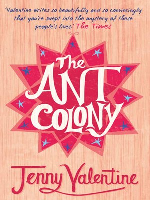 cover image of The Ant Colony