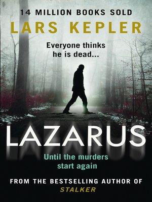cover image of Lazarus