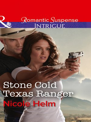 cover image of Stone Cold Texas Ranger
