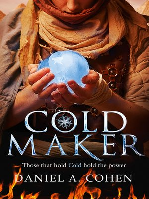 cover image of Coldmaker