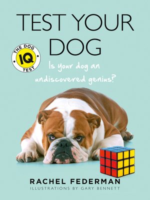 cover image of Test Your Dog