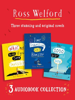 cover image of Ross Welford Audio Collection
