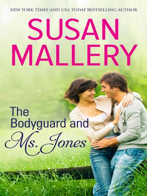 cover image of The Bodyguard & Ms Jones