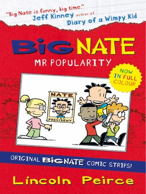 cover image of Big Nate Compilation 4