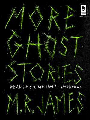 cover image of More Ghost Stories (Argo Classics)