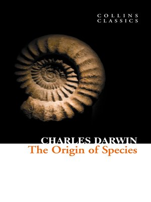 cover image of Collins Classics – the Origin of Species