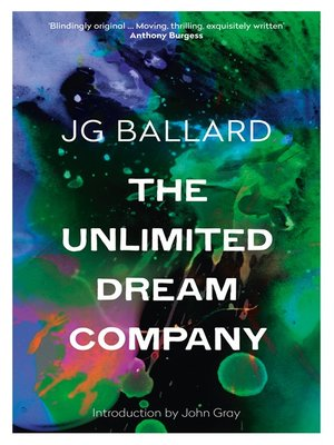 cover image of The Unlimited Dream Company