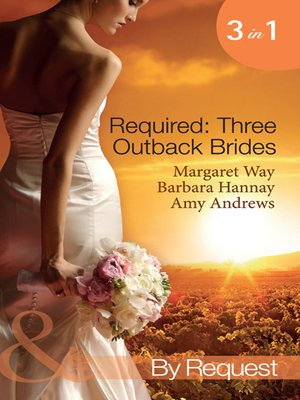 cover image of Required: Three Outback Brides