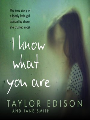 cover image of I Know What You Are