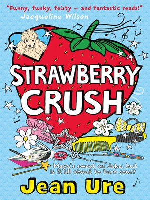 cover image of Strawberry Crush
