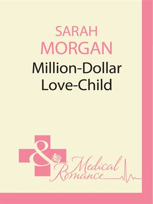 cover image of Million-Dollar Love-Child