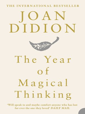 cover image of The Year of Magical Thinking