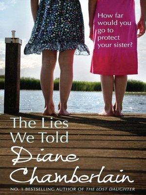 cover image of The Lies We Told