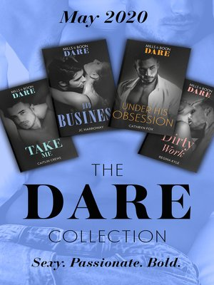 cover image of The Dare Collection May 2020