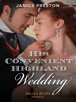 cover image of His Convenient Highland Wedding