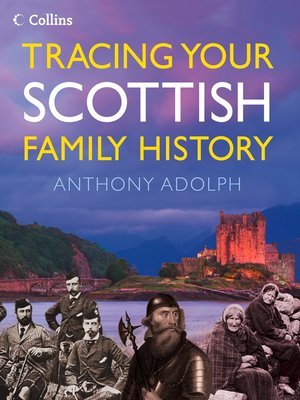 cover image of Collins Tracing Your Scottish Family History