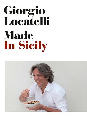 cover image of Made in Sicily