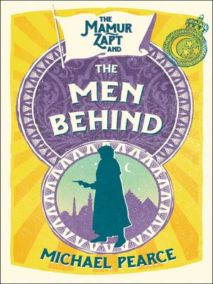 cover image of The Men Behind